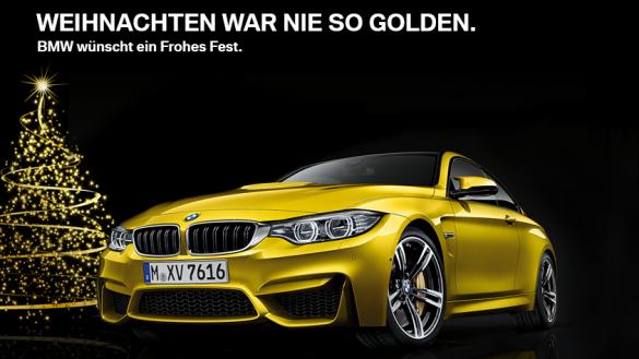Weihnachten - BMW Reichhart