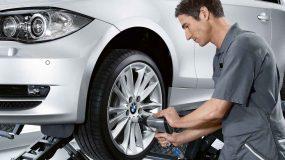 BMW Reifenwechsel