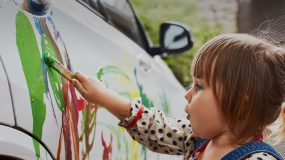 Aktion Fahrzeugpflege