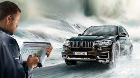 BMW Wintercheck