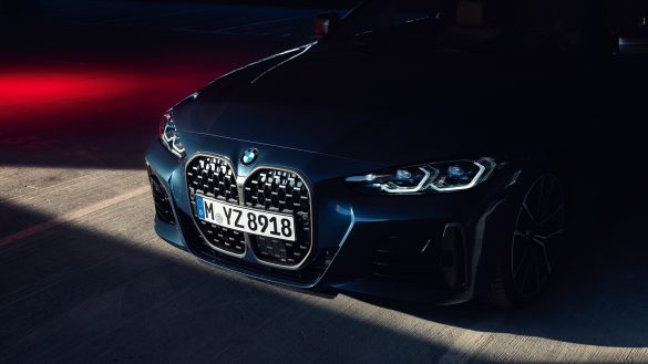 BMW 4er Coupé Doppelniere