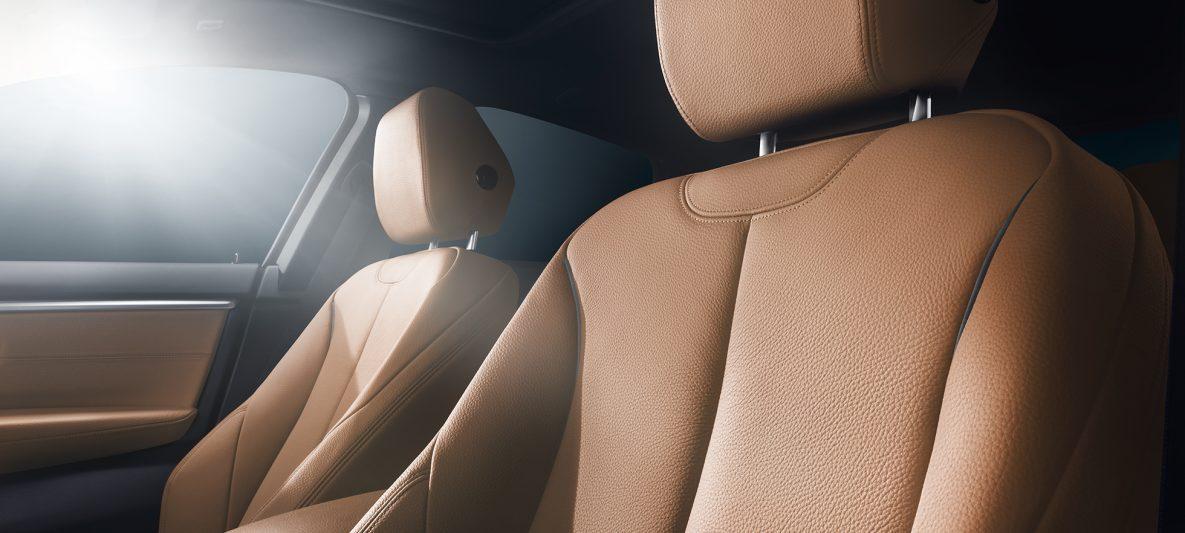 BMW 4er Gran Coupé, Modellname am Heck