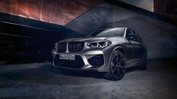 BMW X3 M Frontschürze