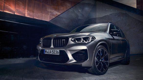BMW X3 M Gewinnspiel