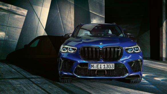 BMW X5 M Exterieur (Front)