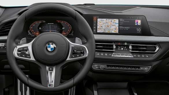 BMW 2er Gran Coupé BMW Live Cockpit Professional