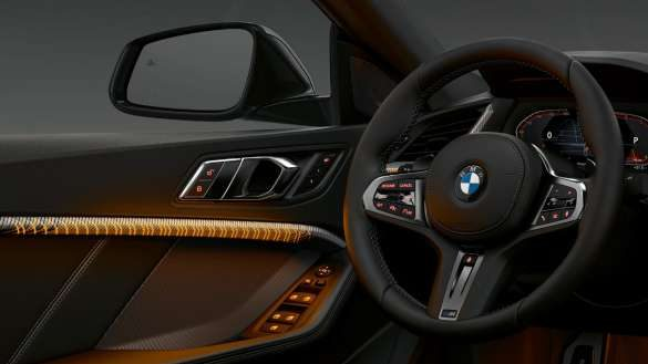 BMW 2er Gran Coupé Interieurleisten 'Illuminated Brooklyn'