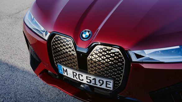 BMW iX Shy Tech