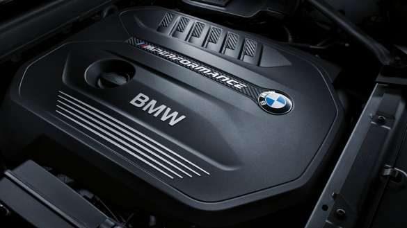 BMW M TwinPower Turbo Reihen-6-Zylinder Motor BMW X3 M40i G01 LCI Facelift 2021